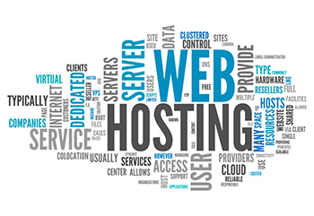 websites and hosting services