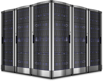 Dedicated web hosting servers